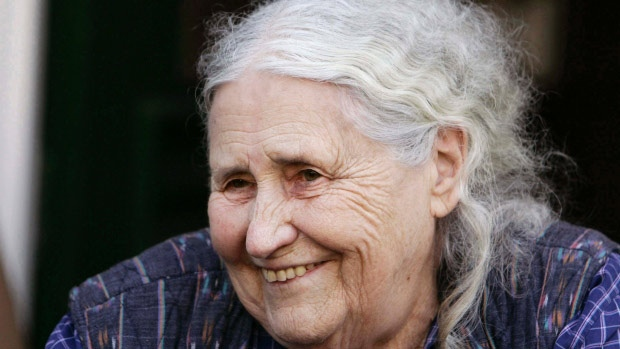 Nobel laureate author Doris Lessing dies at 94
