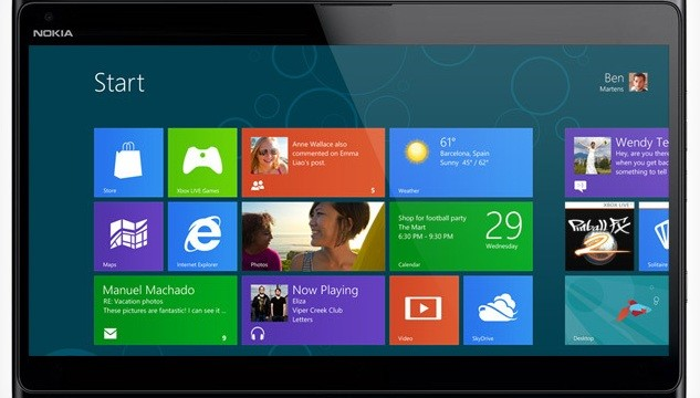 Nokia preparing 8-inch Lumia tablet for 2014 release