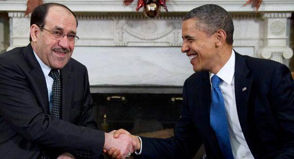 Obama, Maliki discuss counter measures for `more active' al-Qaeda in Iraq