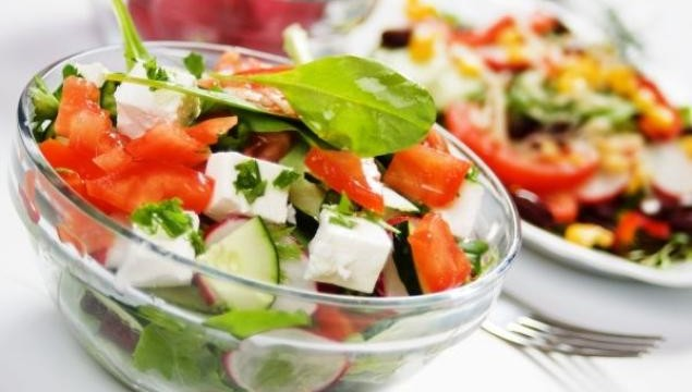 Check diabetes with healthy foods