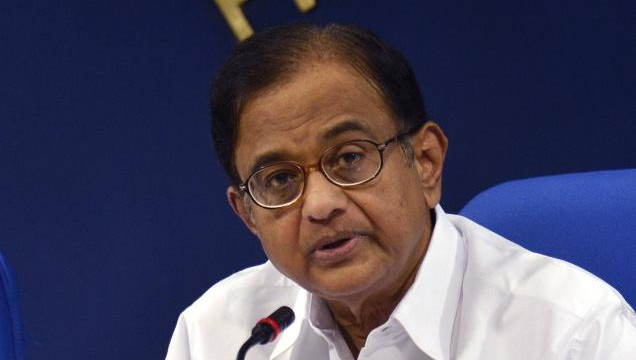 Finance Minister P Chidambaram takes a dig at Gujarat Chief Minister Modi for giving lesson in economy