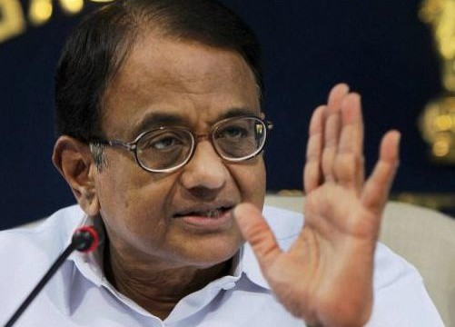 'Decision yet to be taken on PM's visit to Lanka': Chidambaram