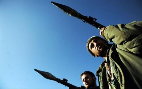 US, UK suspend `non-lethal aid` to Syrian rebels over Islamists infilitration