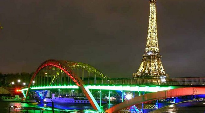 Paris ranked `best city for students` in world