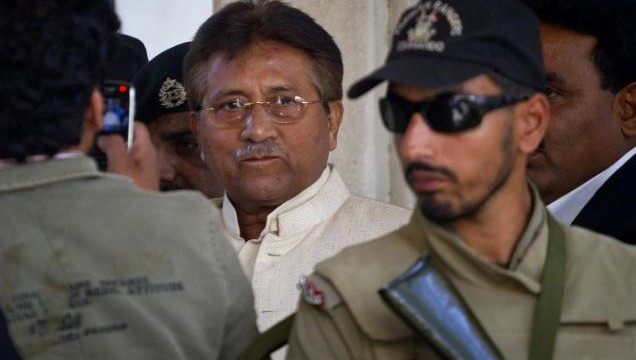 Pak special court to try Musharraf for treason in December