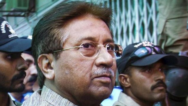 Court orders Musharraf's release