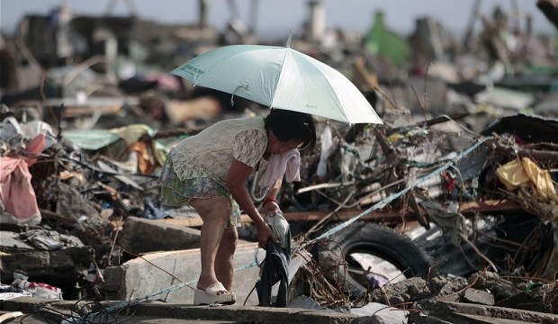 Slower growth, more poverty feared in Philippines after super-typhoon