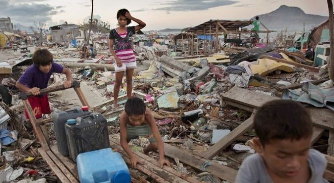Philippines typhoon toll crosses 4,000 mark