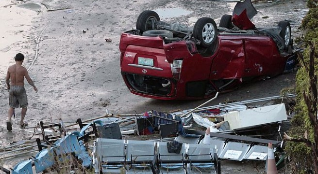 Philippines typhoon toll touches 2,275