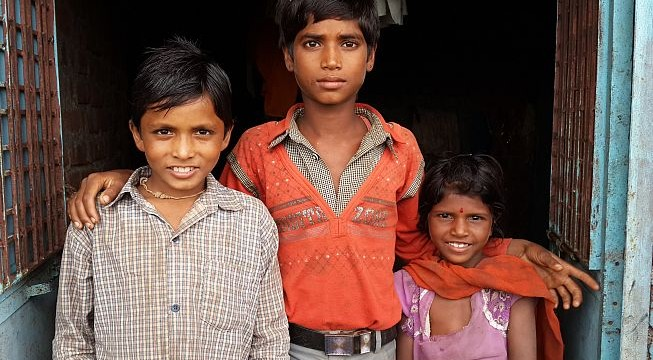 Poverty the key trigger of violence, say Indian kids