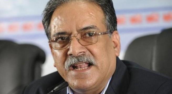 Prachanda to visit India to meet ailing daughter