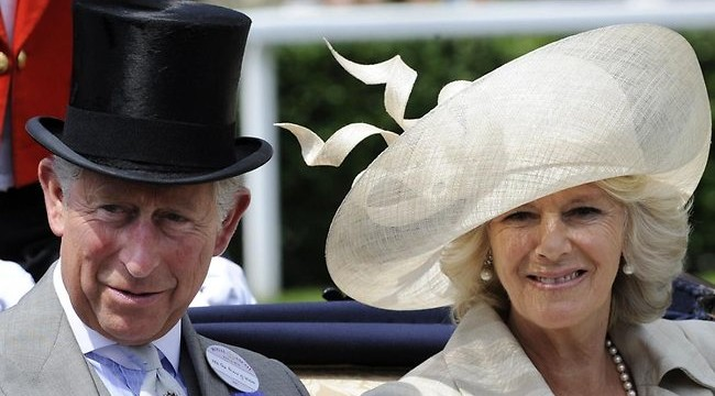 Royal couple arrives in Kerala
