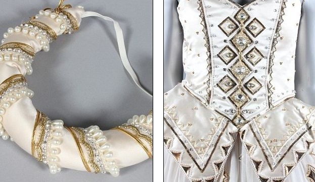 Princess Diana's `fairy-tale` dress set to fetch 80,000 pounds at auction