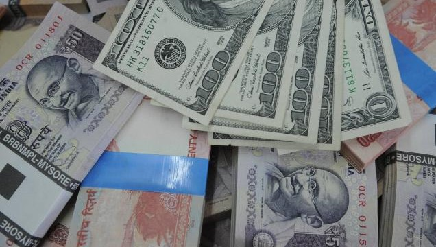 Rupee falls 27 paise to 62.41 on month-end dollar demand