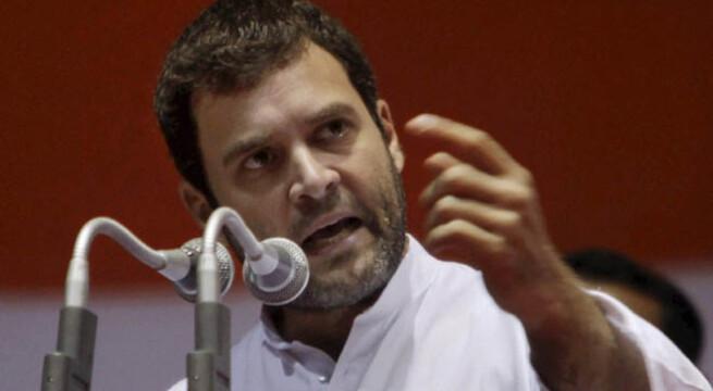 Be more circumspect in speeches: EC tells Rahul Gandhi