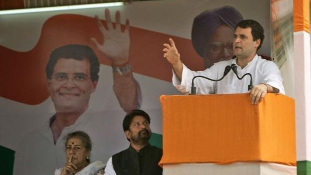 """Jammu, Nov.6 (ANI): Congress vice president Rahul Gandhi on Wednesday reached out to the panchs and sarpanchs of Jammu and Kashmir, and said that the Congress-led UPA Government has always focused on the rights of the people, and promised more rights to the local body members. """"Does the Panchs, Sarpanchs in Jammu and Kashmir have any right? We need to give them their rights, power, so that decisions can be taken in villages. I assure you that you will get your rights, and until that happens, I will keep coming here, and keep fighting for your rights,"""" he said while addressing Panchayat conference here. """"From 2004 in Delhi there is UPA Government and our focus has been on giving 'rights' to people of the nation. We gave people Right to Information ( RTI), Food Security, MNREGA , and many such rights to the people. If you look at all these programmes, they cannot be run without Panchayati Raj or Sarpanchs,"""" he added. He further assured that the Congress Government would implement the 73rd and 74th amendment here. Gandhi also listed few things that would bring a positive change in the state. """"Firstly, we need to train, empower local leaders. Secondly, we should train youth and provide employment. Thirdly, we need to help women in the state. And the Congress Party is trying to take these things forward,"""" he added. Rahul Gandhi is on a two-day visit to Jammu and Kashmir from today, where is likely to meet members of Chambers of Commerce and Industry, Jammu. He will also attend a meeting of Jammu and Kashmir Pradesh Congress Committee at Party office in Srinagar."""