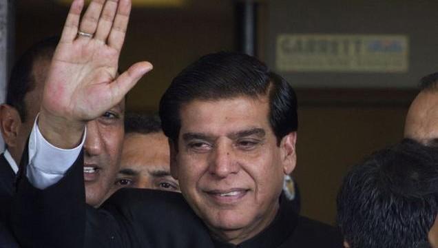 Graft case filed against former Pak PM Ashraf