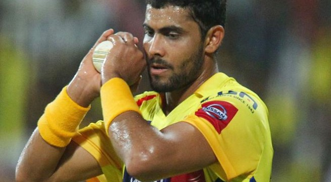 Jadeja fined for using offensive language against Watson in Bangalore ODI