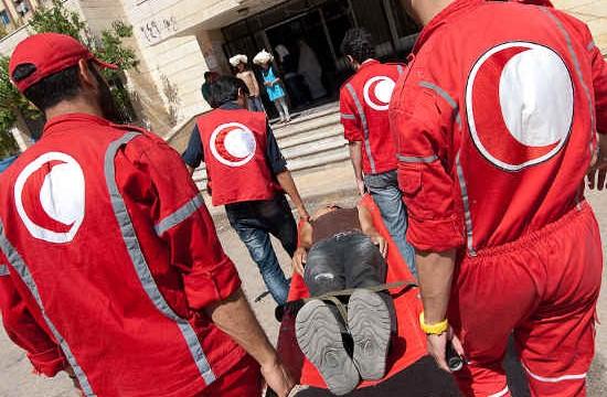 Red Crescent loses 31 volunteers in Syria conflict