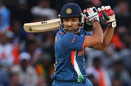 Rohit Sharma is third cricketer to score ODI double century