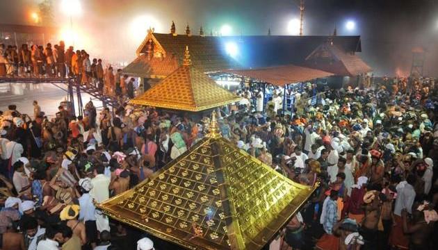 Sabarimala pilgrimage season begins Saturday