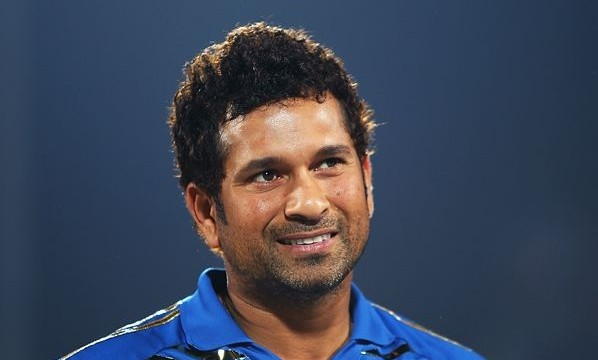 Sachin Tendulkar walks off with tears