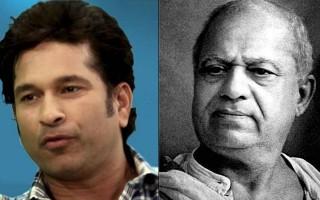 Sachin's Bharat Ratna gladdens and saddens, say Phalke kin