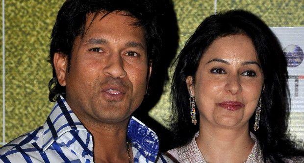 Tendulkar says `partnership` with wife Anjali `best of life`