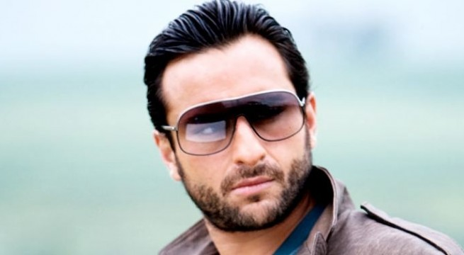 Kissing scenes not required in Indian films: Saif