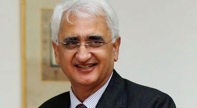 Meeting with Hurriyat counterproductive to India-Pakistan dialogue: Khurshid