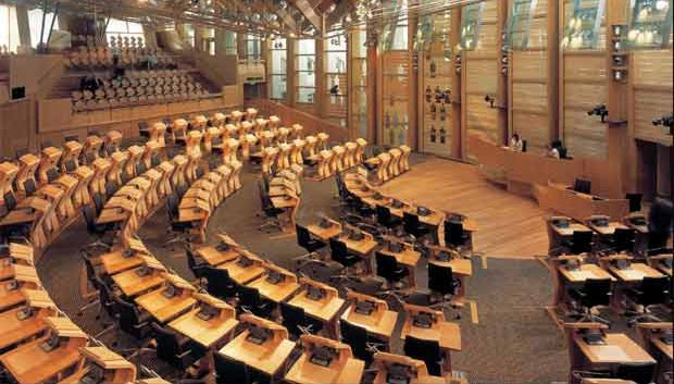Scottish parliament passes independence referendum bill