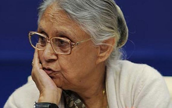 Fought election with confidence: Sheila Dikshit