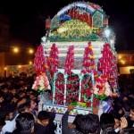 Restrictions in Srinagar to prevent Shia Muharram procession