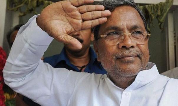 Staff shortage hits urban policing: Siddaramaiah