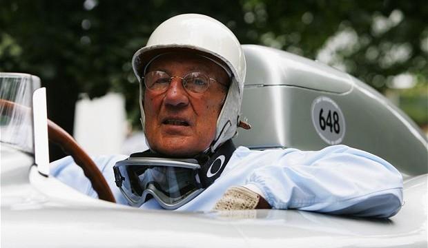 Sterling Moss says `remarkable` Vettel `already` better than Schumacher