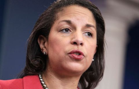 Susan Rice says Netanyahu's objections to Iran nuke deal 'premature'