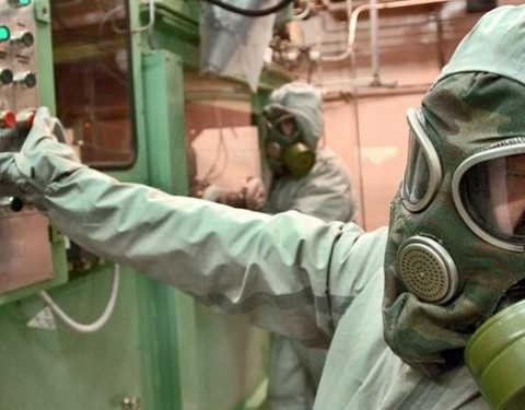 Syrian chemical weapons disposal plan to be released next week: UN