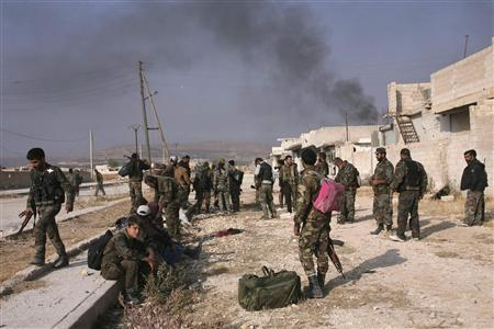 Syrian Army captures strategic town at approaches to Aleppo