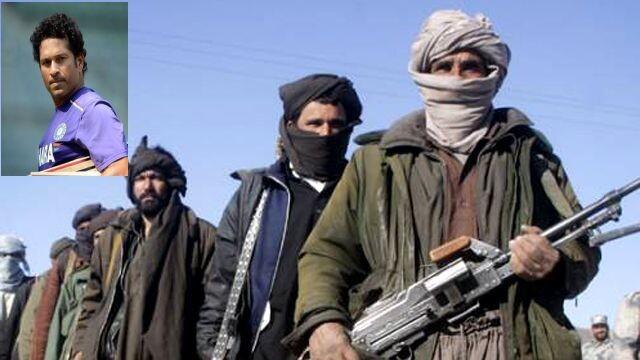 Stop praising Tendulkar, Taliban tells Pakistan media