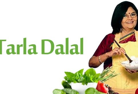 It's time to 'Cook it up with Tarla Dalal' again