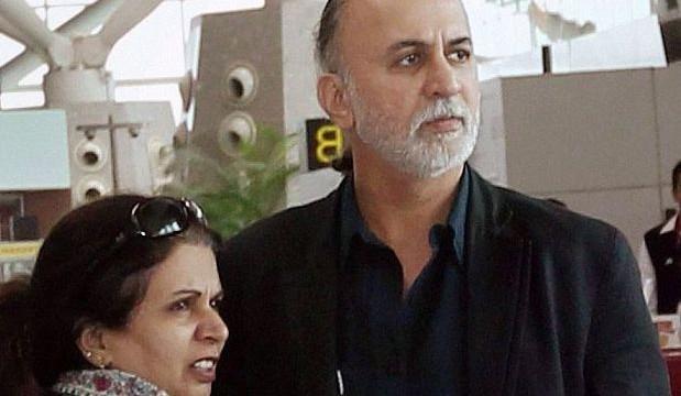 Tehelka Case: Goa police detain Tarun Tejpal at Goa Airport
