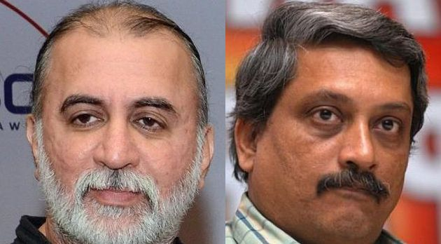 Goa CM wants Tejpal case fast-tracked