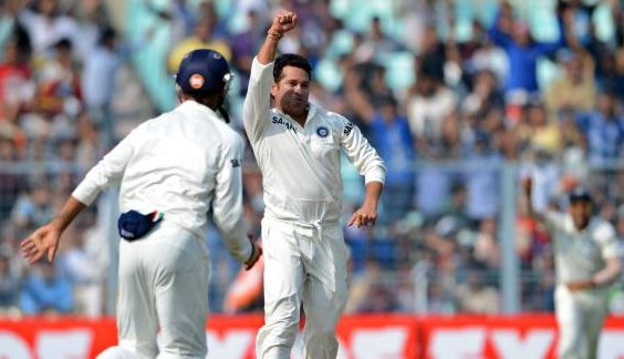 Tendulkar strikes as West Indies reach 192/7