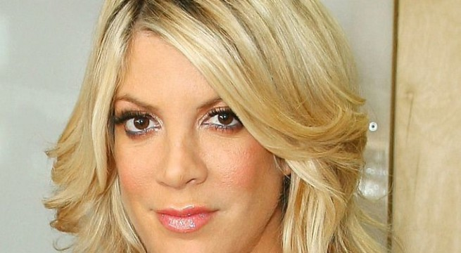I'd never sell sex tape: Tori Spelling