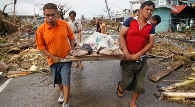 Typhoon Haiyan kills 13 in Vietnam