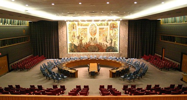 UN Security Council extends sanctions on Liberia