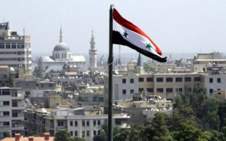 US condemns shelling of Russian embassy in Damascus