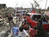 Philippine typhoon toll rises to 5,598