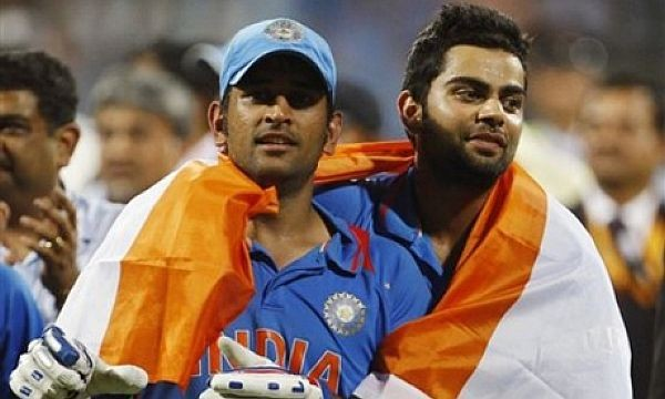 Dhoni, Kohli nominated for People's Choice Award