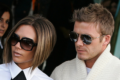 Beckham reveals Victoria helped him through `dark days of WC death threats`